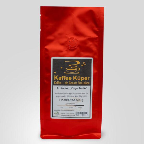 Yirgacheffe Arabica Kaffee online kaufen bei der Kaffee Küper